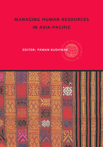 Managing Human Resources in Asia-Pacific book cover