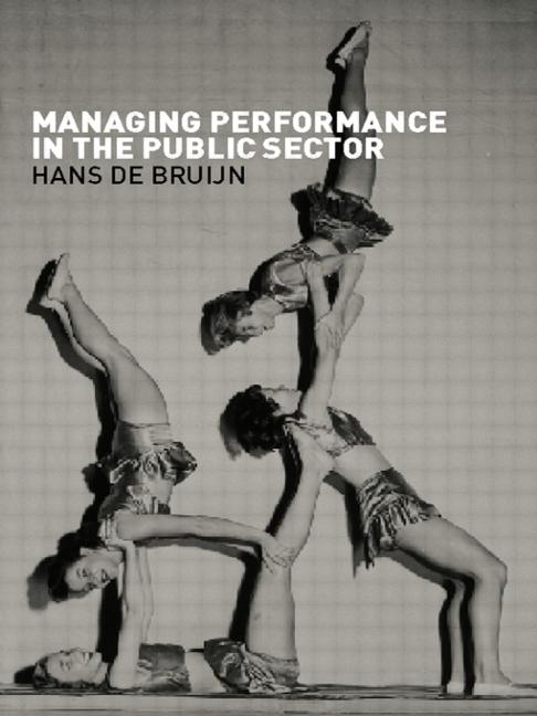 Managing Performance in the Public Sector book cover