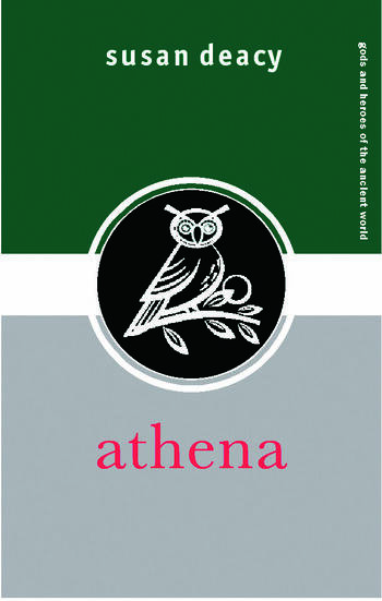 Athena book cover