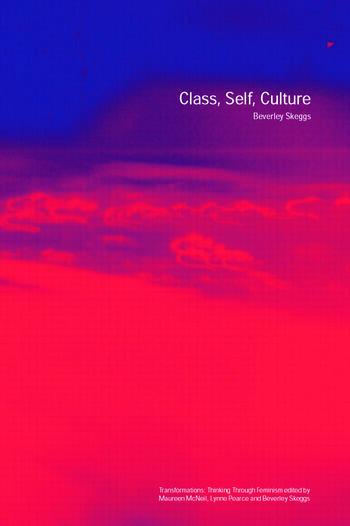 Class, Self, Culture book cover