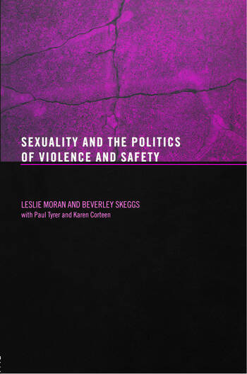 Sexuality and the Politics of Violence and Safety book cover