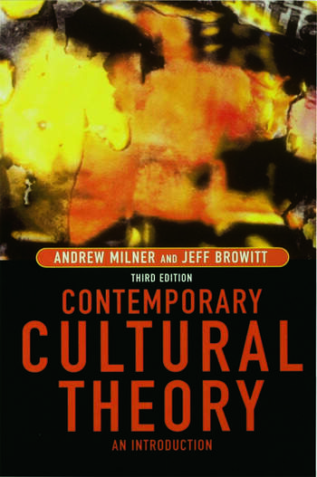 Contemporary Cultural Theory An Introduction book cover