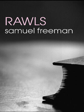 Rawls book cover