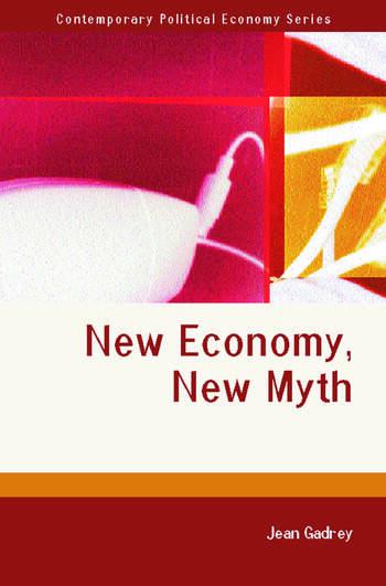 New Economy, New Myth book cover