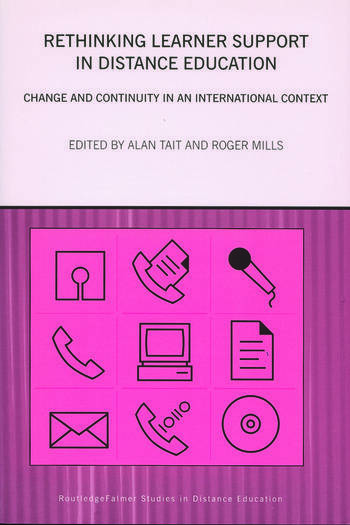 Rethinking Learner Support in Distance Education Change and Continuity in an International Context book cover
