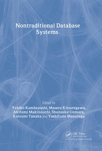 Nontraditional Database Systems book cover
