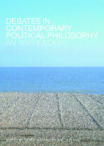 Debates in Contemporary Political Philosophy An Anthology book cover