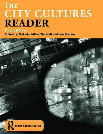 The City Cultures Reader book cover