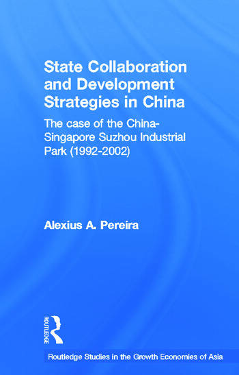 State Collaboration and Development Strategies in China book cover