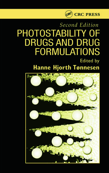 Photostability of Drugs and Drug Formulations book cover