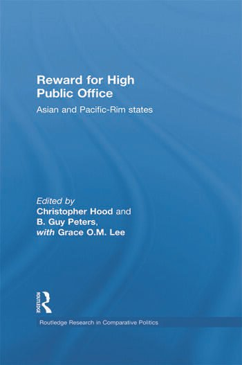 Reward for High Public Office Asian and Pacific Rim States book cover