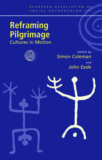 Reframing Pilgrimage Cultures in Motion book cover