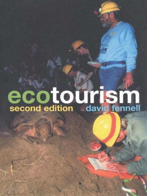 Ecotourism An Introduction book cover