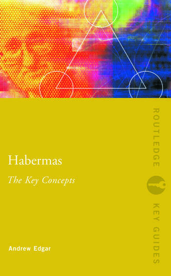 Habermas: The Key Concepts book cover