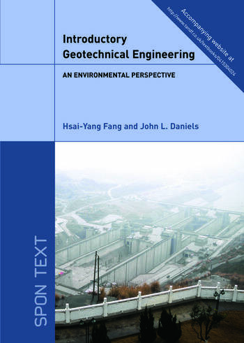 Introductory Geotechnical Engineering An Environmental Perspective book cover