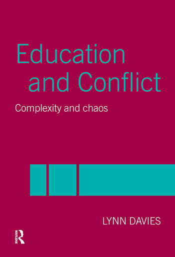 Education and Conflict Complexity and Chaos book cover