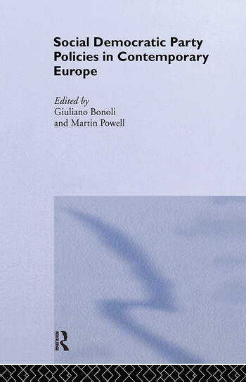 Social Democratic Party Policies in Contemporary Europe book cover