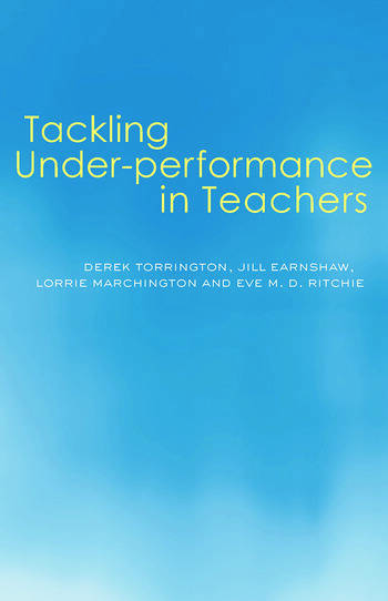 Tackling Under-performance in Teachers book cover