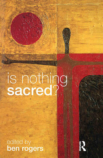 Is Nothing Sacred? book cover