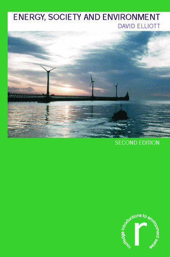 Energy, Society and Environment book cover
