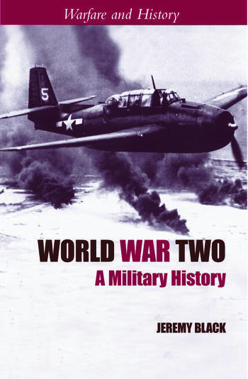 World War Two A Military History book cover