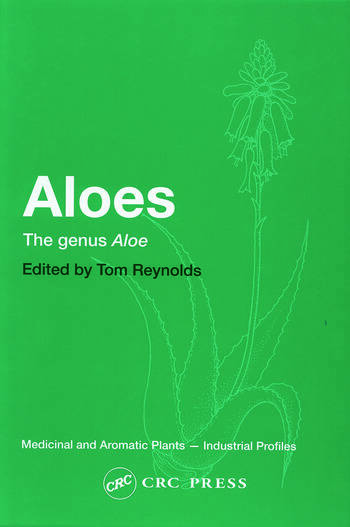 Aloes The genus Aloe book cover