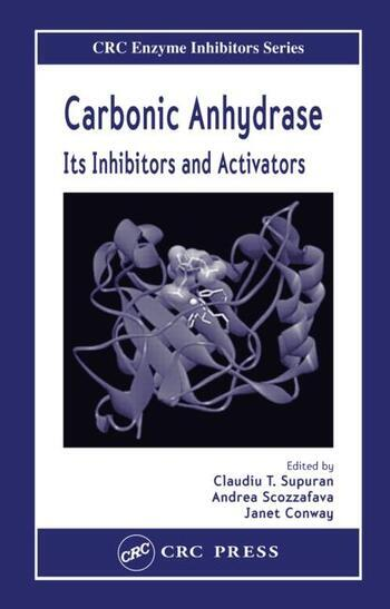 Carbonic Anhydrase Its Inhibitors and Activators book cover