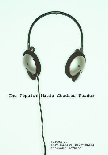 The Popular Music Studies Reader book cover