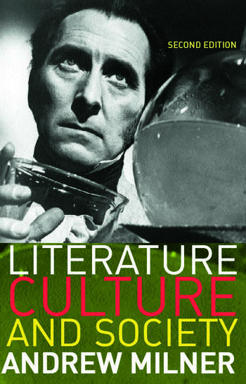 Literature, Culture and Society book cover