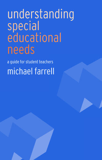 Understanding Special Educational Needs A Guide for Student Teachers book cover