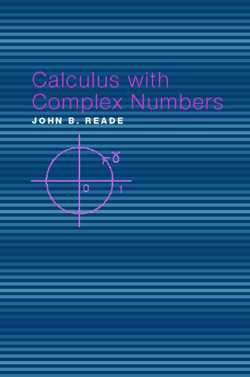 Calculus with Complex Numbers book cover