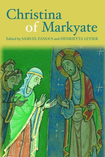 Christina of Markyate book cover