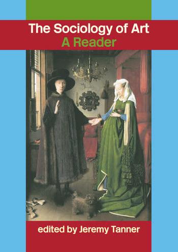 Sociology of Art A Reader book cover