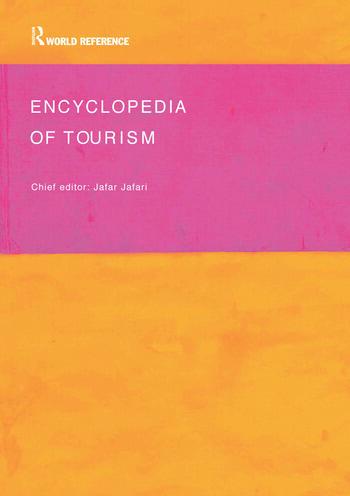Encyclopedia of Tourism book cover