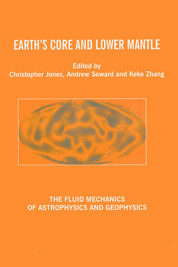 Earth's Core and Lower Mantle book cover