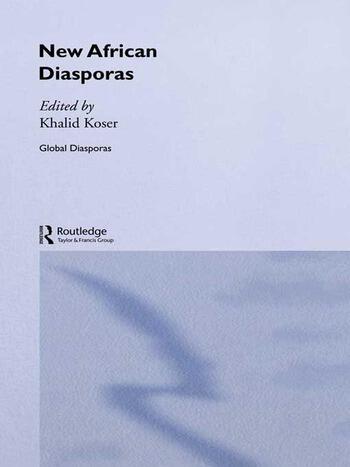 New African Diasporas book cover