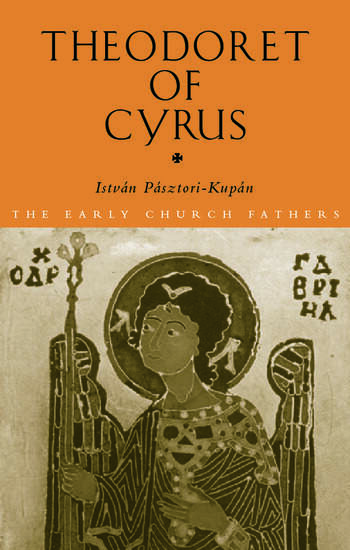 Theodoret of Cyrus book cover