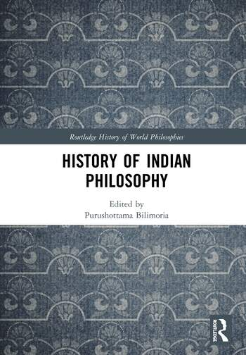 History of Indian Philosophy book cover