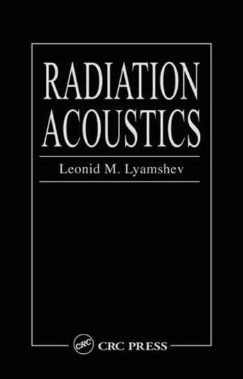 Radiation Acoustics book cover