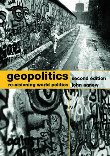 Geopolitics Re-visioning World Politics book cover