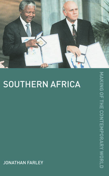 Southern Africa book cover