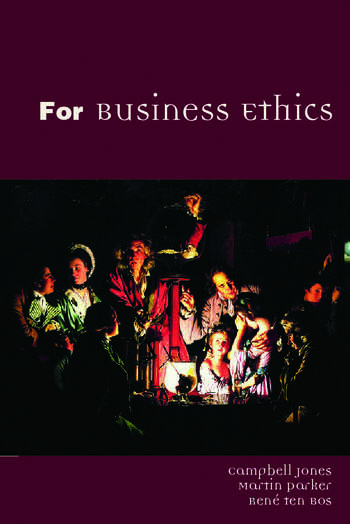 For Business Ethics book cover