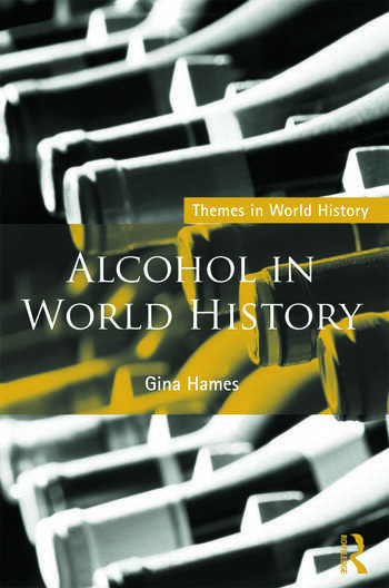 Alcohol in World History book cover