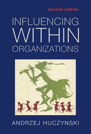 Influencing Within Organizations book cover