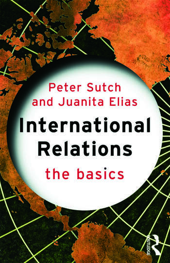 International Relations: The Basics book cover