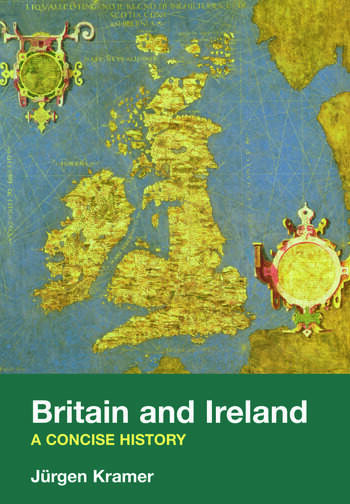 Britain and Ireland A Concise History book cover