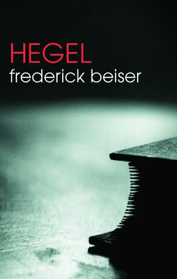 Hegel book cover