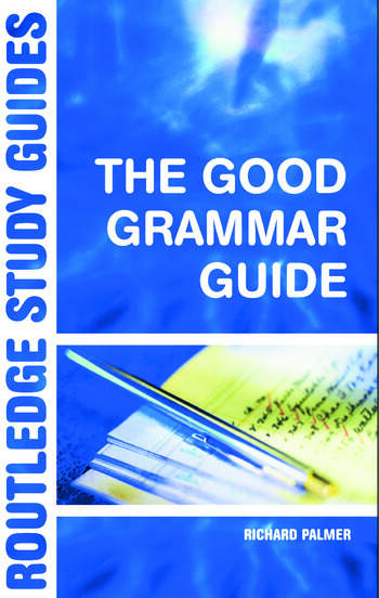The Good Grammar Guide book cover