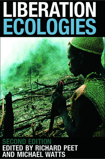 Liberation Ecologies book cover