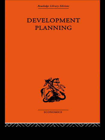 Development Planning book cover
